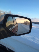 Central Alberta skies